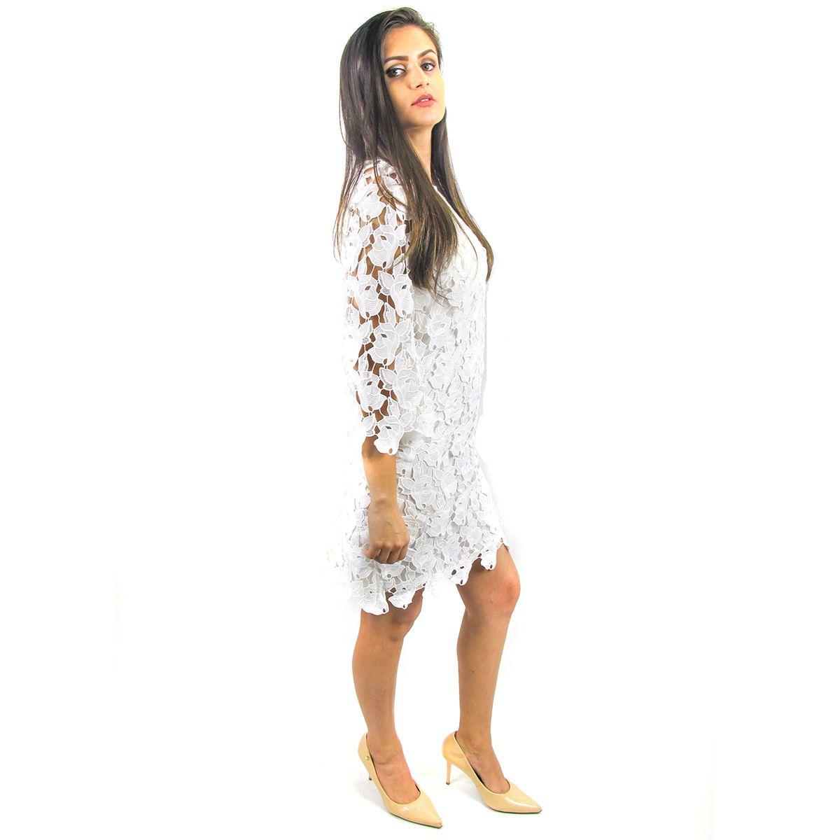 Vestido Rendado Juliana