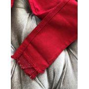 Calça vermelha Momi