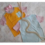 Camiseta candy colors FÁBULA