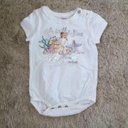 Conjunto bebê body e saia jeans ANIMÊ