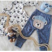 Conjunto de body e calça UPI ULI