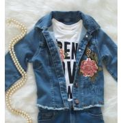 Jaqueta jeans ANIMÊ