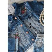 Jaqueta jeans baby ANIMÊ