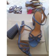 Sandália azul CECCONELLO
