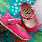 Sapatilha pink verniz MARIA CARAMELO