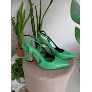 Sapato verde CECCONELLO