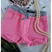 Short rosa neon ANIMÊ