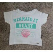 T-shirt Animê off Mermaid