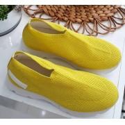 Tênis amarelo CARRANO