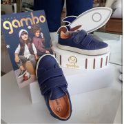 Tênis azul GAMBO