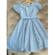 Vestido azul MOMI
