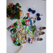 Vestido BB Floral