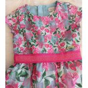 Vestido floral MOMI