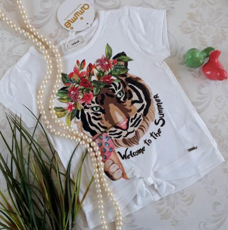 Blusa tigre ANIMÊ