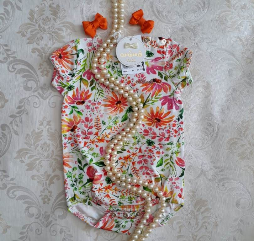 Body floral ANIMÊ