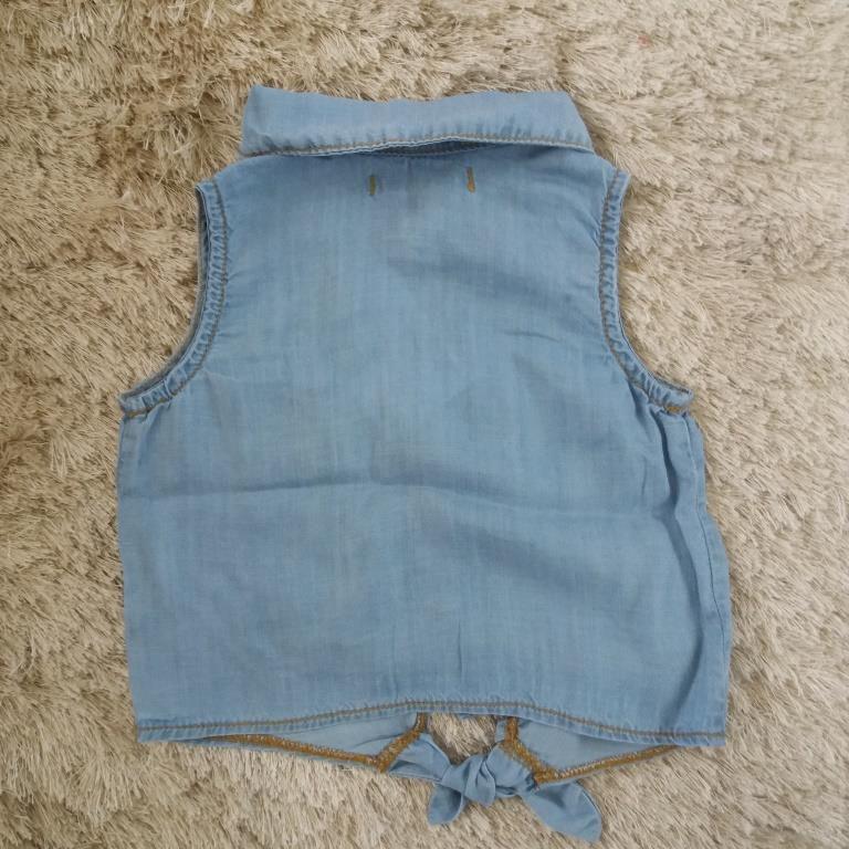Camisete jeans ANIMÊ
