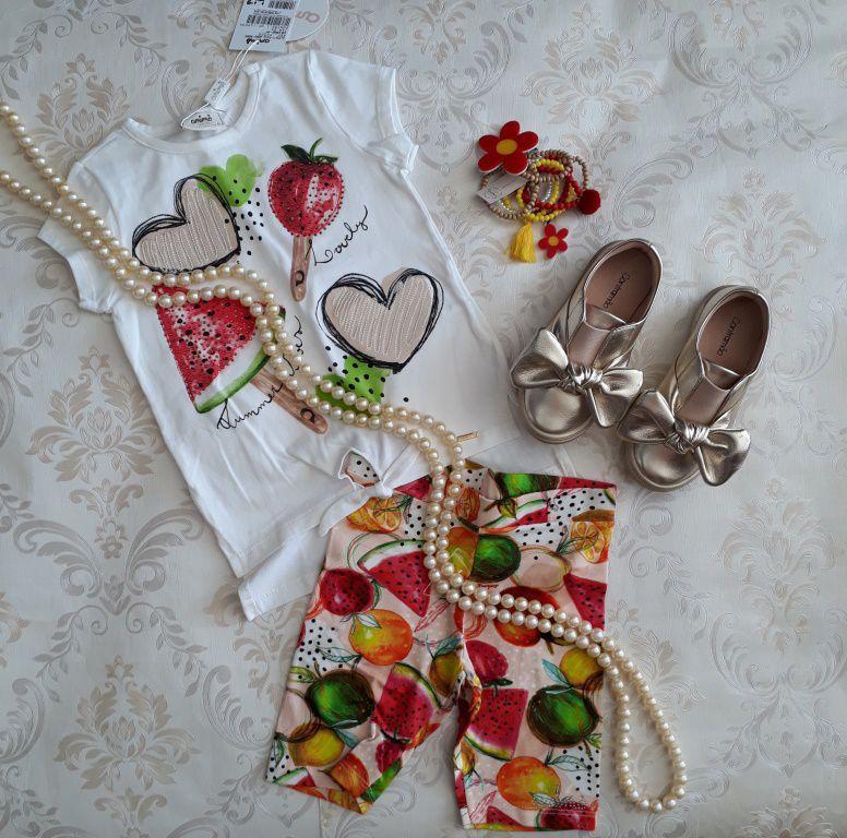 Conjunto frutas coloridas ANIMÊ