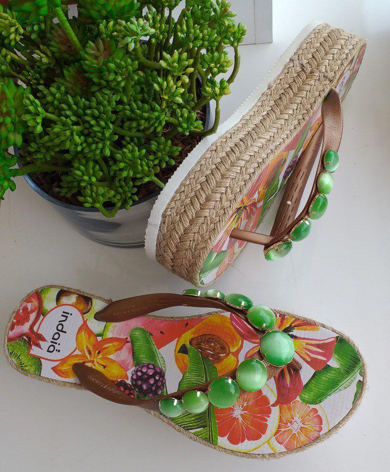 Flat frutas INDAIÁ