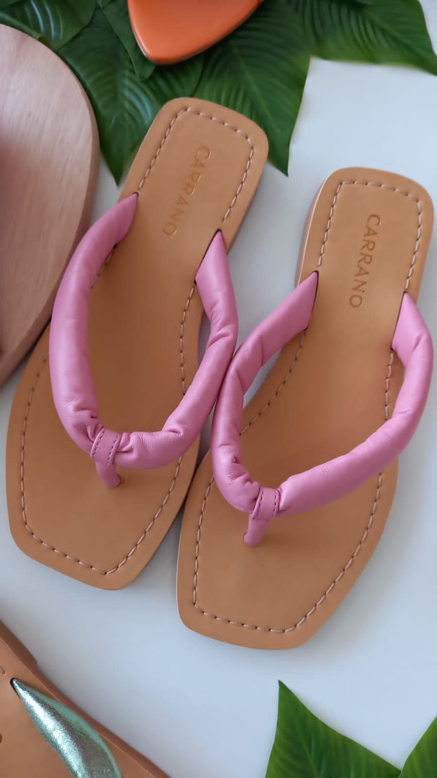 Flat rosa CARRANO