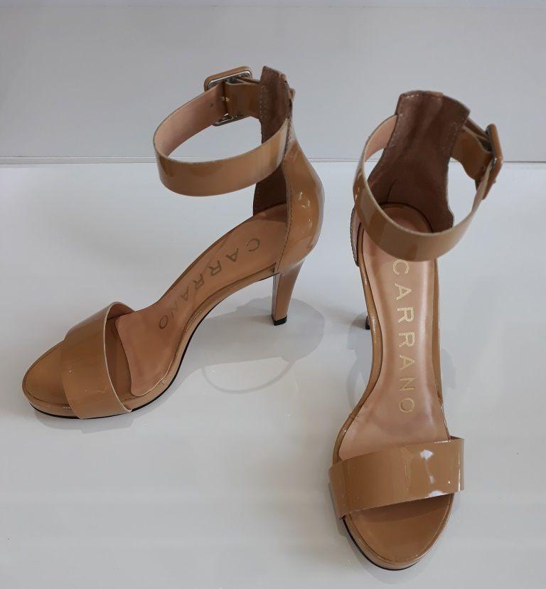 Sandália caramelo CARRANO
