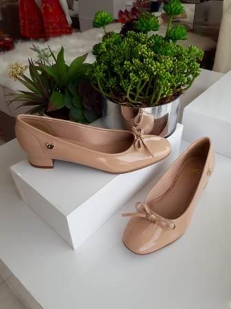 Sapato Nude CS Club