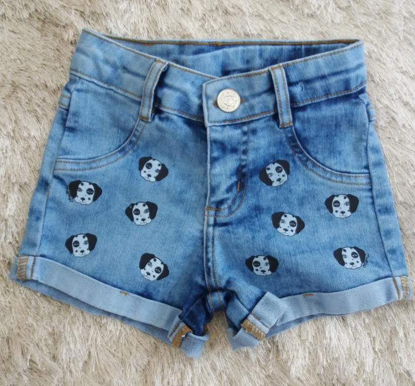 Short jeans dog MOMI