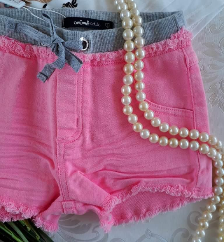 Short rosa neon ANIMÊ