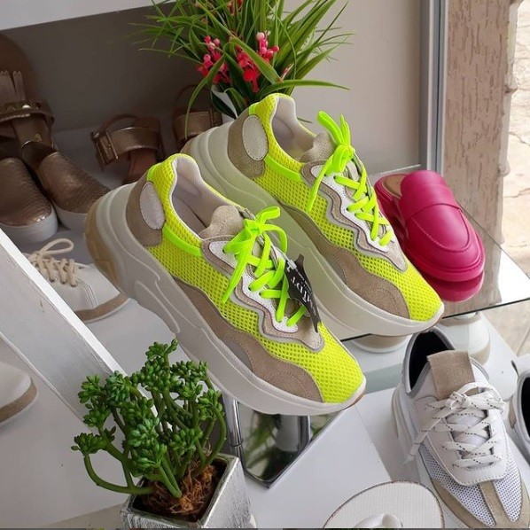 Tênis Sneaker lima SMIDT