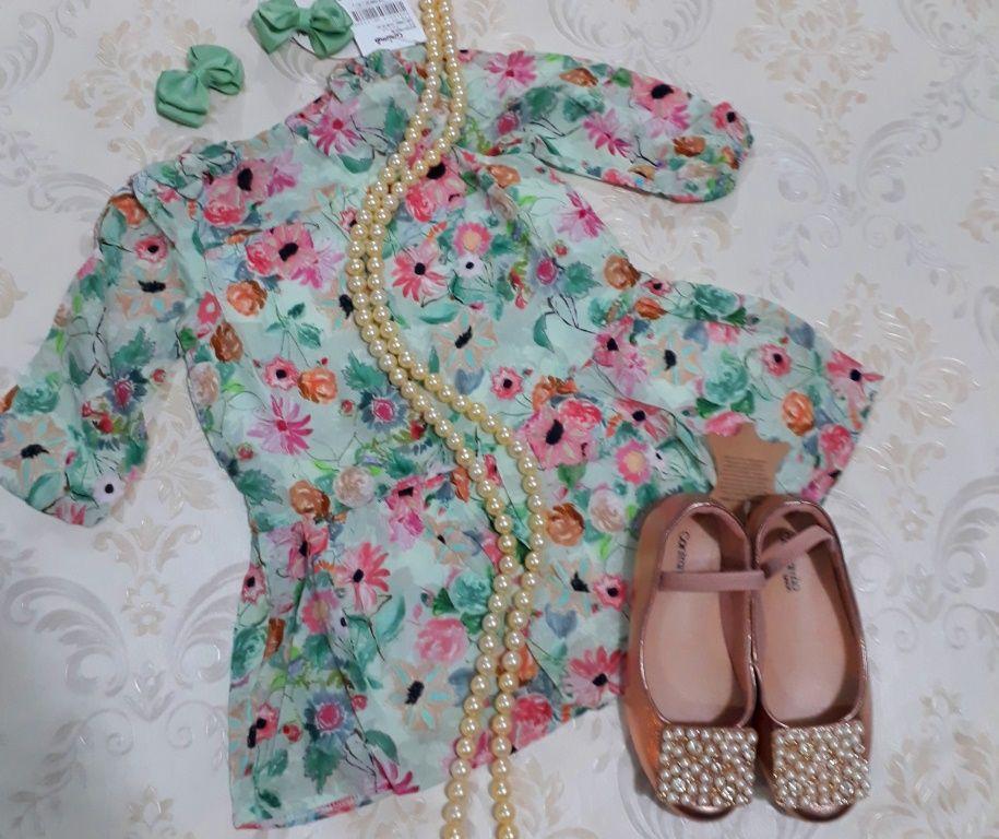 Vestido ANIME ML floral
