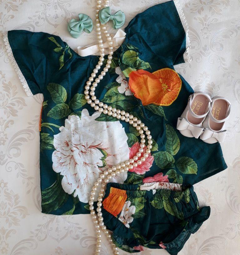 Vestido BB Fábula Bouquet