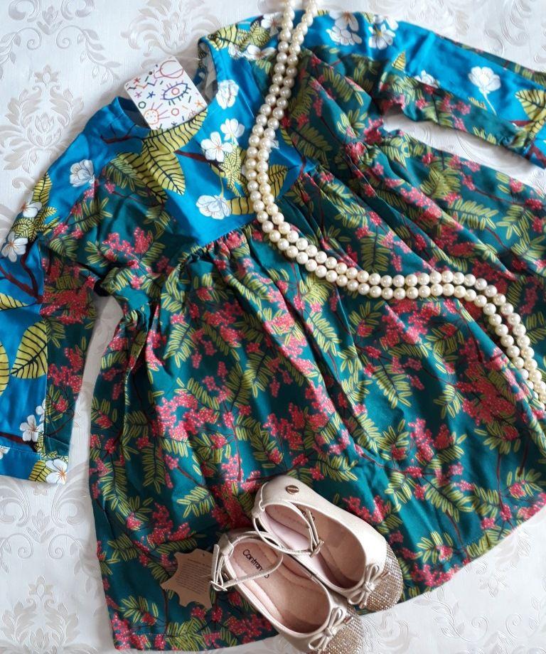 Vestido cerejeira FÁBULA