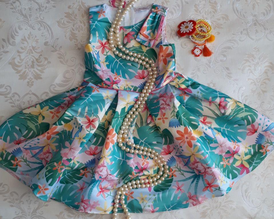 Vestido estampado MON SUCRÉ