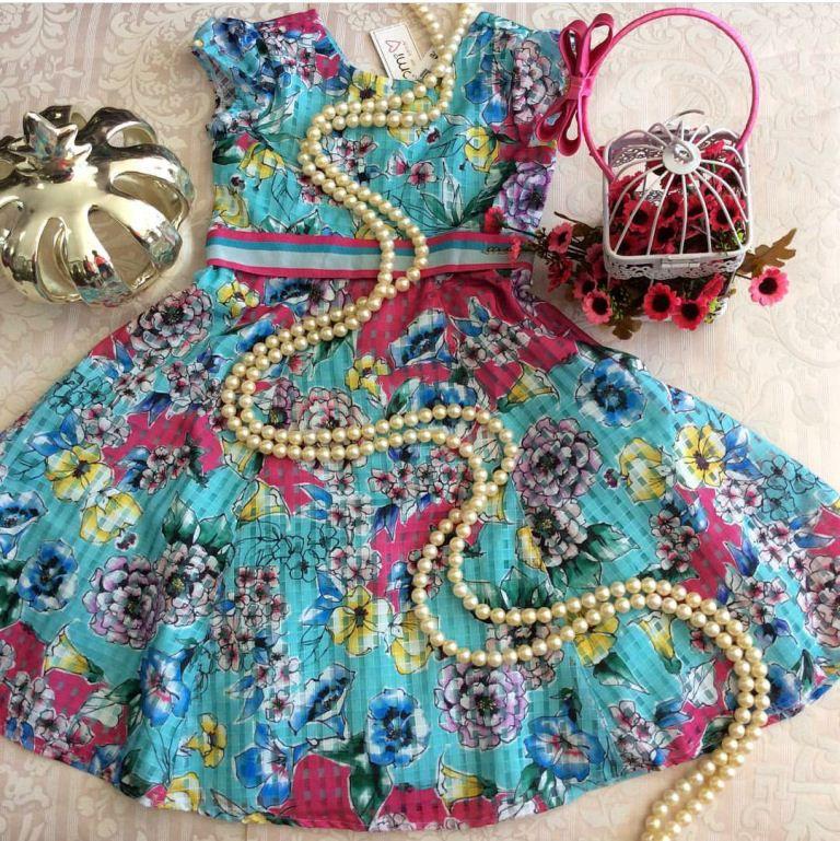 Vestido fitado MOMI