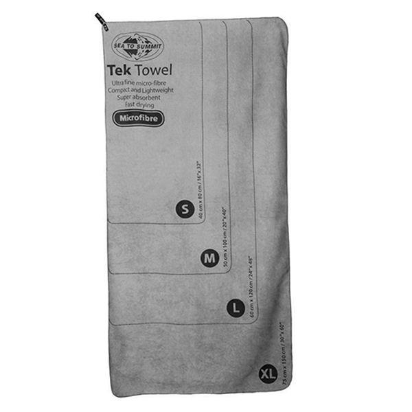 TOALHA SUPER ABSORVENTE TEK TOWEL (S)- SEA TO SUMMIT