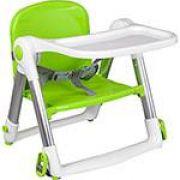Cadeira De Alimentação Portátil Alumínio Verde Clingo - 2202
