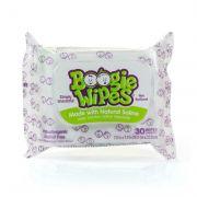 Lenços Umedecidos Boogie Wipes Branco - Sem Fragância