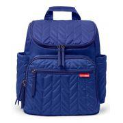 Mochila Maternidade Backpack Azul - Skip Hop 203104