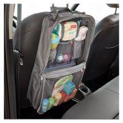 Organizador Para Carro Com Compartimento Para Tablet Cinza - Fisher Price
