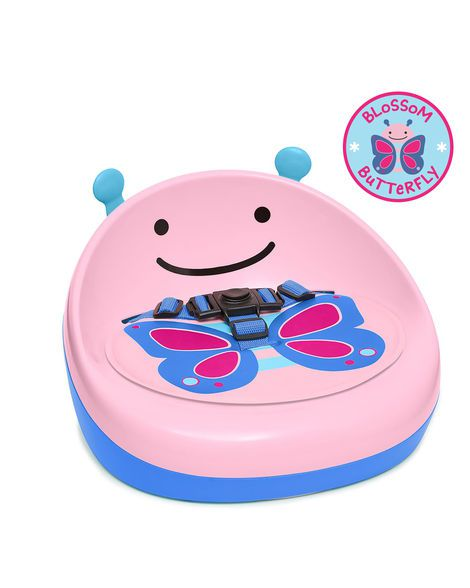 Booster Skip Hop Para Alimentação Zoo Borboleta 304152