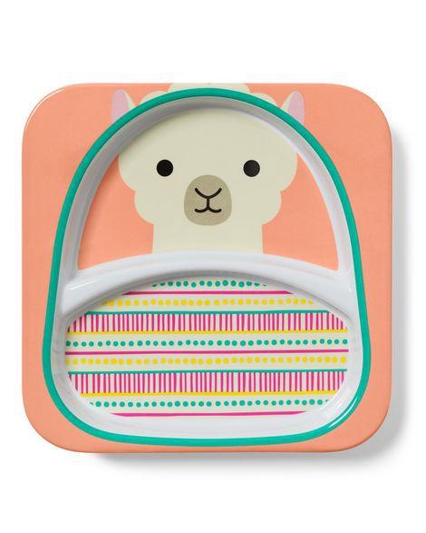Conjunto De Pratos Zoo Llama Skip Hop - 252233