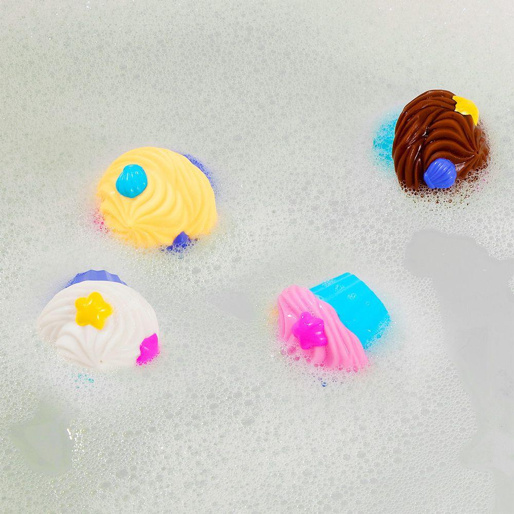 Cupcake Divertido Para Banho 4 Unidades - Munchkin