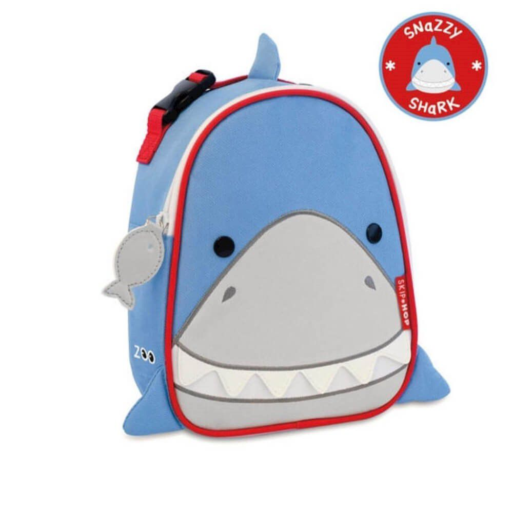 Lancheira Infantil Zoo Tubarão Skip Hop - 212118