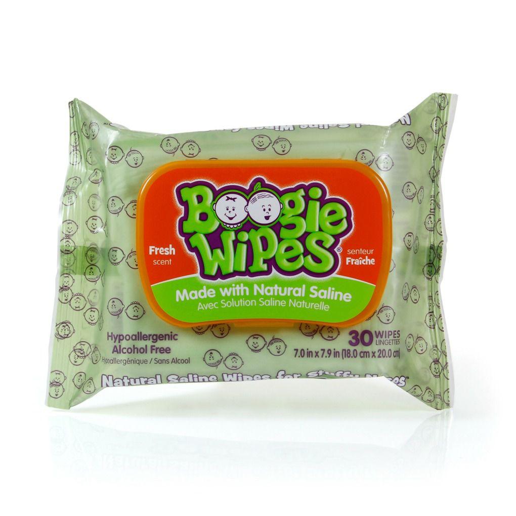 Lenços Umedecidos Boogie Wipes Verde - Fresh Scent