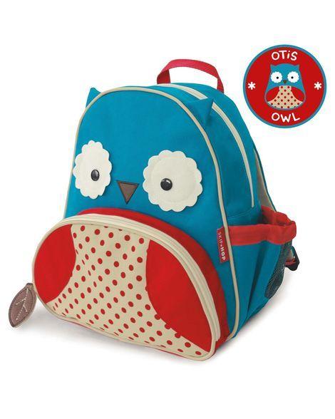 Mochila Zoo  Coruja Infantil Skip Hop - 210204
