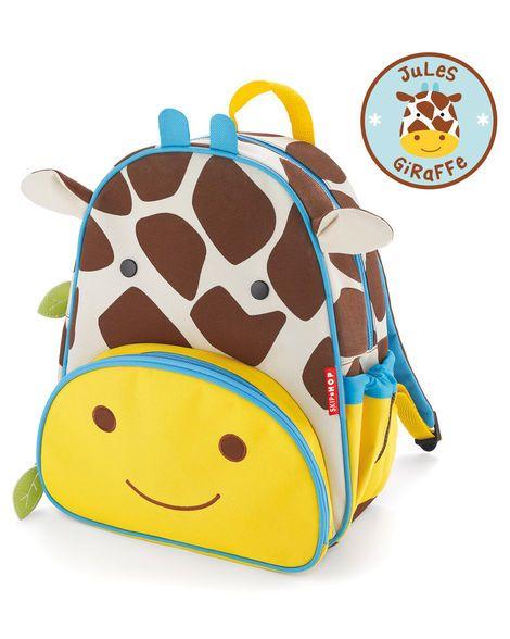 Mochila Zoo Girafa Infantil Skip Hop - 210216