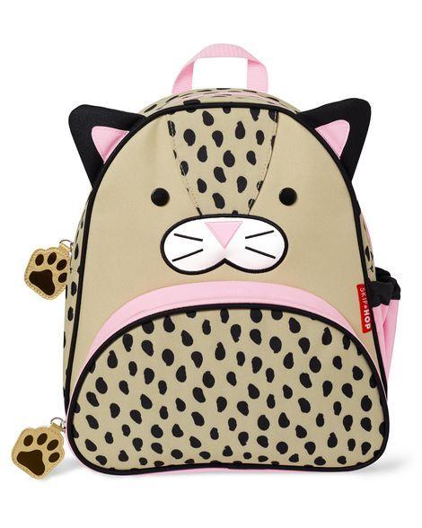 Mochila Zoo Leoparda Infantil Skip Hop - 210238