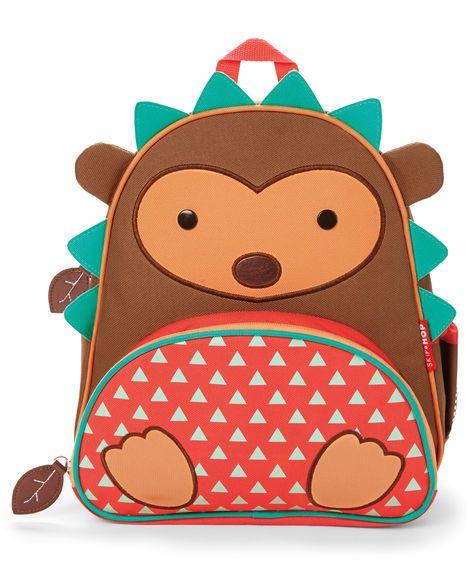 Mochila Zoo Porco Espinho Infantil Skip Hop - 210221