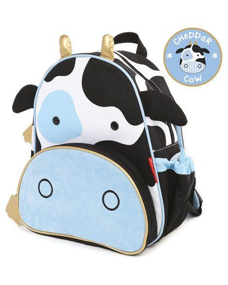 Mochila Zoo Vaca Infantil Skip Hop - 210226