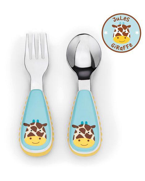 Talheres Zoo Girafa Skip Hop - 252359