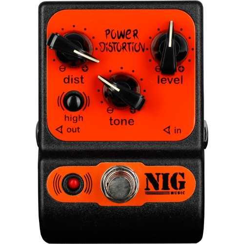 Pedal Nig Ppd Pocket Power Distortion
